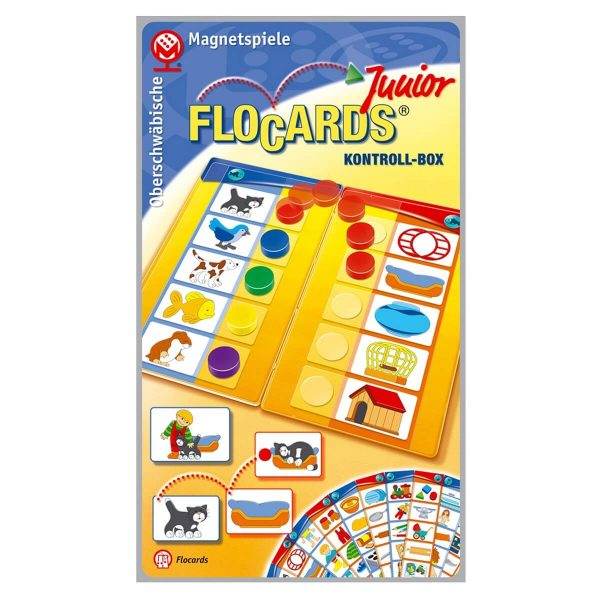 Flocards Junior Set