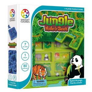 Jogo Jungle Hide & Seek