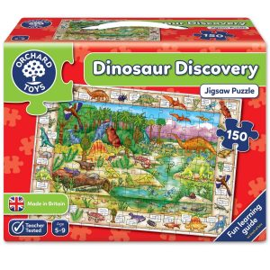Puzzle Dinosaur Discovery