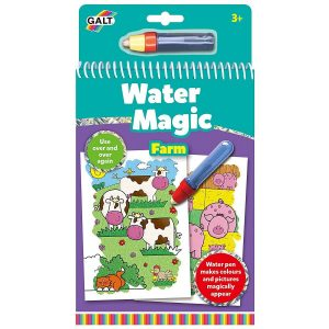 Livro de Colorir Water Magic Quinta
