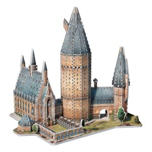 Puzzle 3D Harry Potter - Hogwarts Great Hall