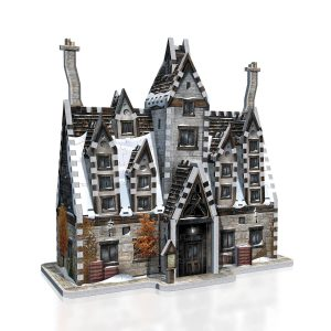 Puzzle 3D Harry Potter - Hogsmead The Tree Broomsticks