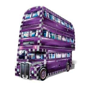 Puzzle 3D Harry Potter - The Knight Bus