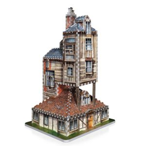 Puzzle 3D Harry Potter - The Burrow – Weasley Family Home