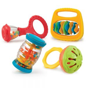 Conjunto Musical Baby's Music Carnival
