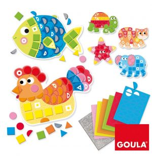 Jogo Animal Stickers Foam