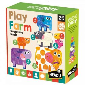 Puzzle Progressivo Play Farm